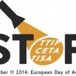 Stop TISA, TTIP und CETA