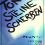 Ton Steine Scherben Benefiz-Konzert
