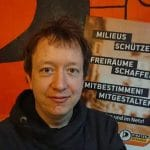 Jan Kossick - Milieus schützen